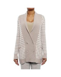 Max Mara | Multicolor Taddeo Long Sleeve Button Down Cardigan Women Regular Sweater | Lyst