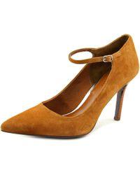 Lauren by Ralph Lauren | Multicolor Sage Women Pointed Toe Suede Heels | Lyst