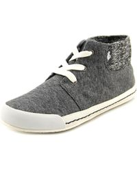 Rocket Dog   Gray Skive Canvas Fashion Sneakers   Lyst