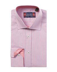 English Laundry - Pink Dress Shirt for Men - Lyst