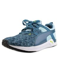 PUMA | Pulse Xt Graphic Women Round Toe Synthetic Blue Running Shoe | Lyst