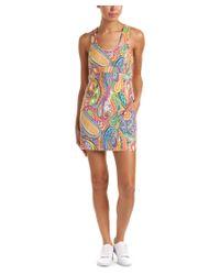 Trina Turk | Multicolor Recreation Paisley Tennis Dress | Lyst