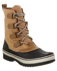 Sorel | Multicolor Men's Caribou Waterproof Leather Boot for Men | Lyst