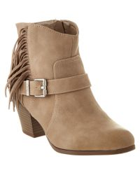 Circus by Sam Edelman | Multicolor Leah Leather Bootie | Lyst