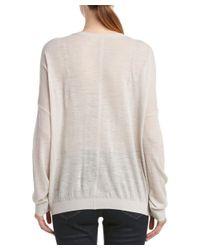 Inhabit - Multicolor Wool-blend Sweater - Lyst
