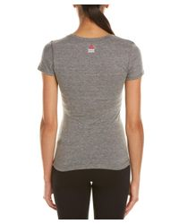 Reebok | Black Crossfit Short Sleeve Tri T-shirt | Lyst