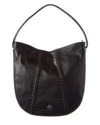 orYANY | Black Chelsea Leather Hobo | Lyst