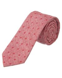 Original Penguin - Red Hand-made Tie for Men - Lyst