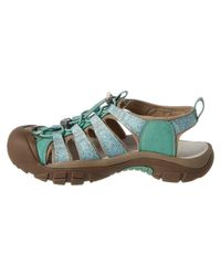 Keen - Metallic Women's Newport H2 Water Sandal - Lyst