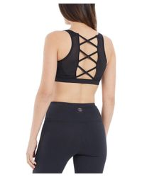 Balance Collection - Black The Carrie Sport Bra - Lyst