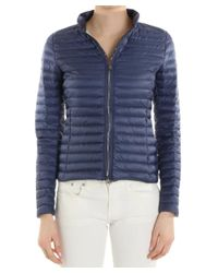 COLMAR ORIGINALS - Women's Blue Down Jacket - Lyst
