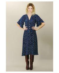 Kristinit - Blue Chloe Dress - Lyst