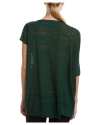 Joan Vass - Green Sweater - Lyst
