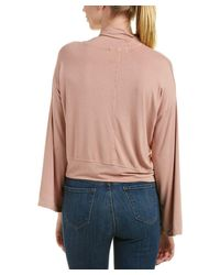 Young Fabulous & Broke - Pink Nory Top - Lyst