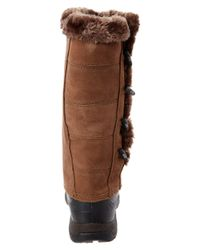 Baffin | Brown Women's Drift Series Kiki Boot | Lyst