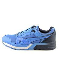 PUMA - Xt-1 Blur 1 Women Round Toe Synthetic Blue Tennis Shoe - Lyst