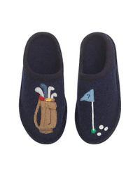 Haflinger - Blue Unisex Golf for Men - Lyst