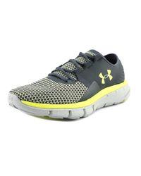 Under Armour - Gray Speedform Fortis 2 Running Shoes for Men - Lyst