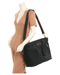 Marc By Marc Jacobs | Black Preppy Legend Elizababy Carry On | Lyst