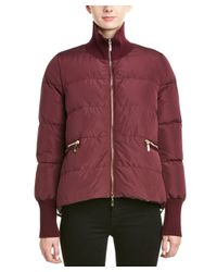 Moncler - Multicolor Zoey Reversible Floral Down Jacket - Lyst