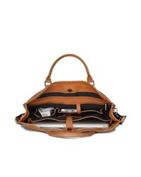 TERRACOMO New York - Brown Tenerife Satchel for Men - Lyst