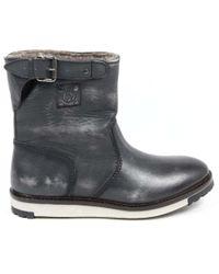 DIESEL - Gray Mens Boot for Men - Lyst