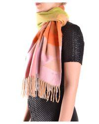 Ballantyne | Women's Multicolor Cashmere Scarf | Lyst
