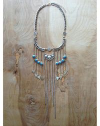 Love Leather - Multicolor Heavenly Twilight Necklace - Lyst