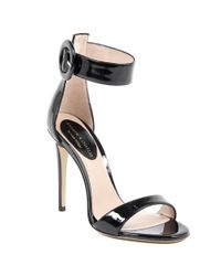 Andrew Charles by Andy Hilfiger - Womens Sandal Black Nashville - Lyst
