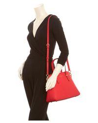 Kate Spade | Pink Cedar Street Maise Leather Satchel | Lyst