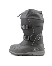 Baffin - Impact Women Round Toe Canvas Black Snow Boot - Lyst