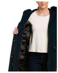 Trina Turk - Multicolor Addilyn Wool & Cashmere-blend Coat - Lyst