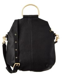 Foley + Corinna - Black City Instincts Ring Handle Satchel - Lyst