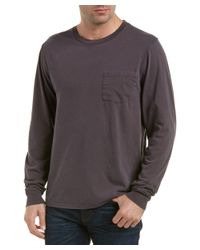 Threads For Thought | Gray Threads 4 Thought Pocket T-shirt for Men | Lyst