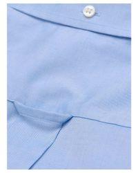 Gant - Men's Light Blue Cotton Shirt for Men - Lyst