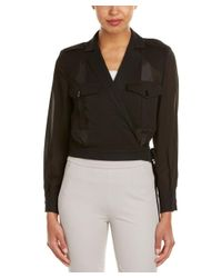Max Mara - Black Jacket - Lyst