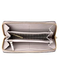 Kate Spade - Multicolor Cameron Street Lacey Leather Wallet - Lyst