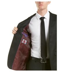 English Laundry - Black English Factory 2pc Suit for Men - Lyst