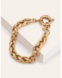 Bracelet chaîne Boden en coloris Metallic