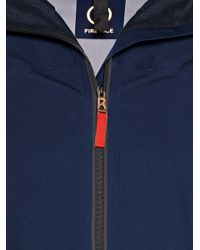 Bogner Blue Functional Short Coat Avoi for men