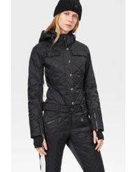 Bogner Black Ski-Overall Greta