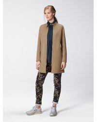 Bogner - Natural Short Coat Maela - Lyst