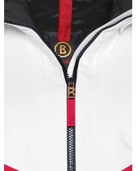 Bogner - White Ski Jacket Macie - Lyst