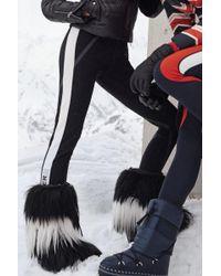 Bogner - Cervinia Snow Boots In Black/off-white - Lyst