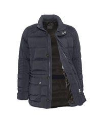 Bogner Blue Down Jacket Lias for men
