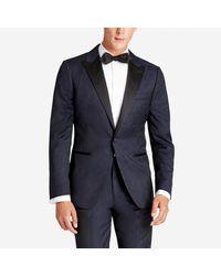 Bonobos - Blue Capstone Italian Wool Tuxedo Jacket for Men - Lyst