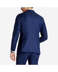 Bonobos - Blue Premium Italian Wool Suit Jacket for Men - Lyst