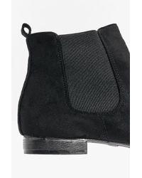 Boohoo Black Evelyn Basic Chelsea Boot