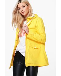Boohoo Yellow Phoebe Festival Mac
