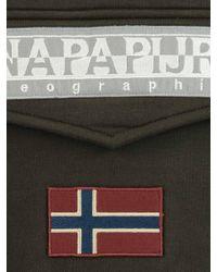 Napapijri Burgee 2 in het Multicolor voor heren